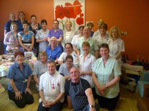 NTGH - ward 9 Dementia awarness party (1)