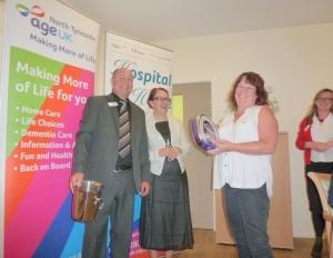 Consultation event - prizes