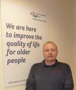 Malcolm Rendles - volunteer