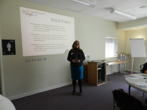 Consultation event (Northumberland) 1